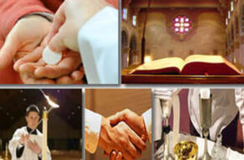 Liturgical Minister's Training and Certification Workshop - St. Sebastian - Marin County