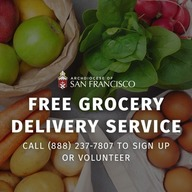 Archdiocese of San Francisco grocery hotline launches