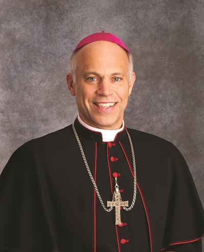 Official Portrait of Archbishop Salvatore Cordileone