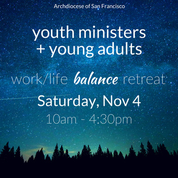 Retreat for Young Adults and Youth Ministers