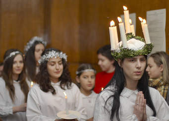 Feast of St. Lucy