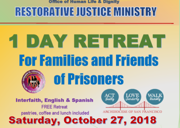 Retreat for Families and Friends of Prisoners