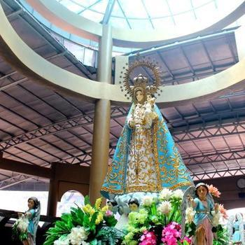Our Lady of Manaoag at St. Mary's Cathedral