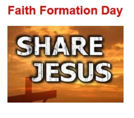 Faith Formation Day in Menlo Park