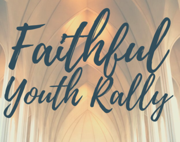 Archdiocesan Youth Rally for Eighth Grade and Up