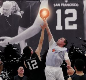 Clericus Classic Basketball: Priests and Seminarians Take to the Court