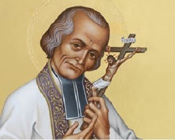 Relic of St. John Vianney Visits the Archdiocese