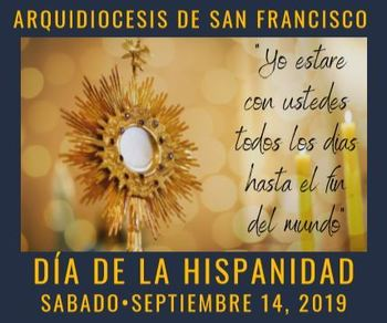 Dia de la Hispanidad: Mass with Archbishop Will Be Livestreamed