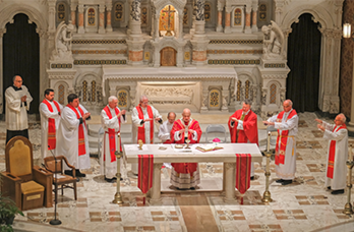 Annual Red Mass for the Legal Profession <br />with Archbishop Cordileone