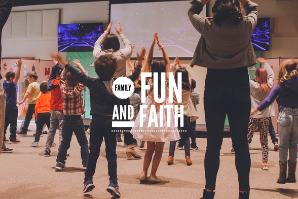 Family, Fun and Faith