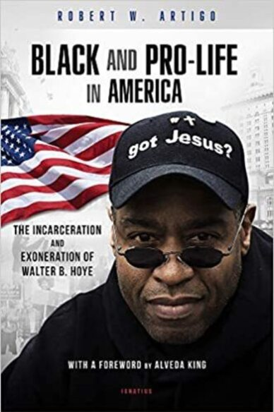 "Book cover ""Black and Pro-Life in America"""