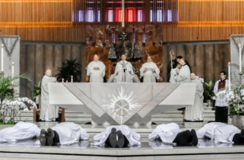 New Deacons Will Be Ordained by Archbishop Cordileone