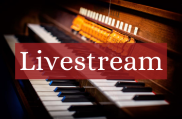 Organ Recital Livestream from <br /> St. Mary's Cathedral