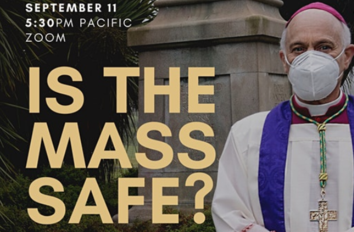 Is the Mass Safe? Archbishop and Medical Experts Discuss.