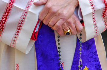 Archbishop Cordileone Live Rosary for Married and Engaged Couples