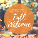 Fall Welcome