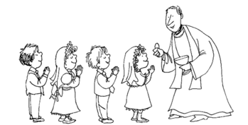 First Communion Masses Begin This Weekend!