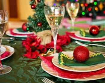 Annual Ladies Society Christmas Luncheon