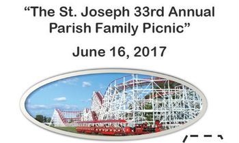 The St. Joseph 33rd Annual Parish Family Picnic