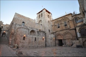 You're Invited on a Special Pilgrimage with Fr. Umberg to the Holy Land & Rome