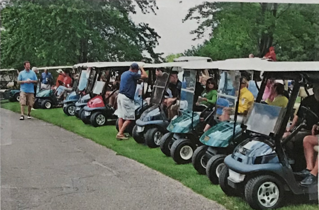 St Joseph - Knights of Columbus Golf Outling