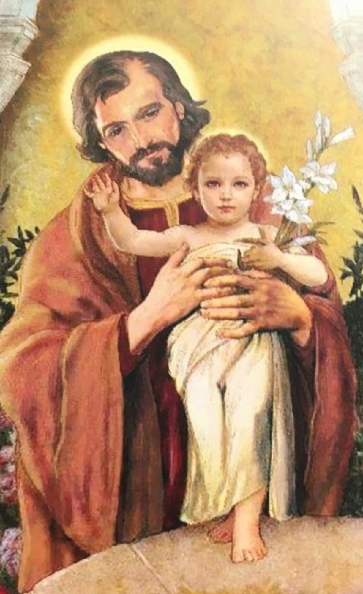 Pray the St. Joseph Novena With Us