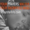 9 Days for Life Novena