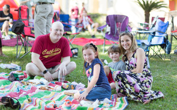 Photos from the 50th Anniversary Parish Picnic