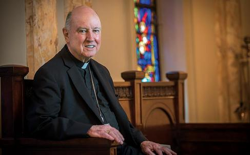 Bishop Malooly has submitted his letter of retirement. We are asked to pray for his successor in the coming weeks.