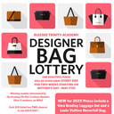 Designer Purse Lottery