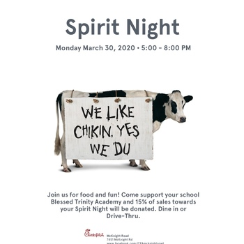 Chik Fil A Night