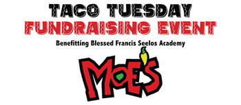 Taco Tuesday Pop-Up Fundraising Event