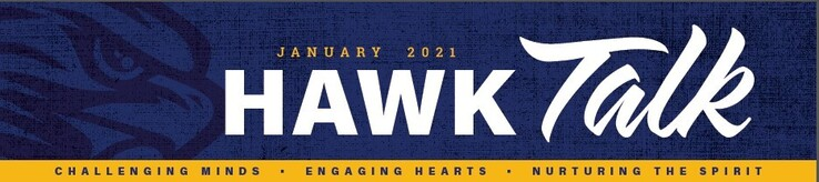 Welcome to the inaugural edition to Hawk Talk - click here for an inside look at what Holy Cross Academy is all about.