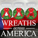 Holy Redeemer Scouts Participating in Wreaths Across America