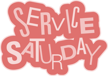 August Service Saturday