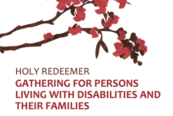 Summary of our First Gathering for Persons Living with Disabilities and their Families
