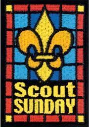 Scout Sunday 2019