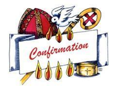 THIS WEEKEND: Confirmation Gathering