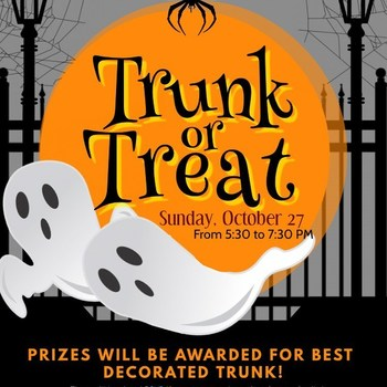 HRS Trunk or Treat