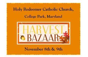 Harvest Bazaar Thank you!