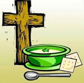 Lenten Simple Meal & Stations of the Cross