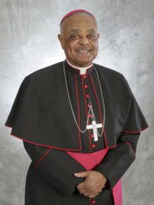 Installation Information for Archbishop Wilton D. Gregory