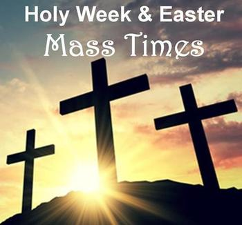 Holy Week at Holy Redeemer