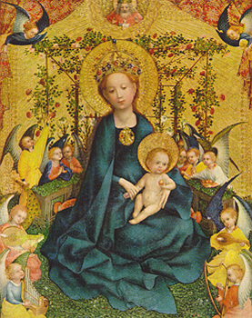 Masses for Mothers in May