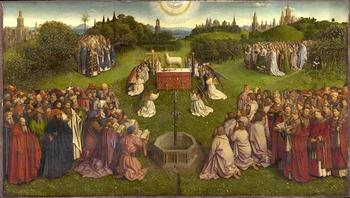The Holy Eucharist: Source and Summit of Discipleship