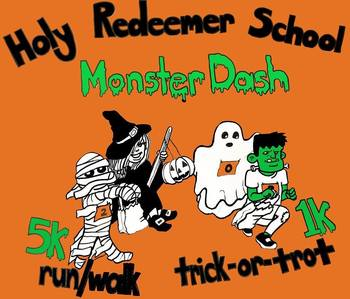 Monster Dash 5K & Trick-or-Trot 1K