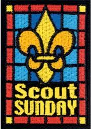 Scout Sunday Celebration