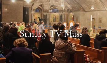 Watch the Archdiocese of Washington TV Mass