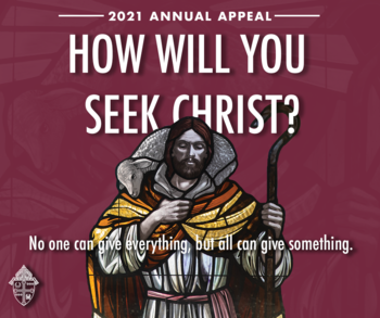 Archdiocese of Washington Annual Appeal 2021