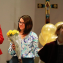 Mrs. Wisnieski Wins 2018 ADW Golden Apple Teacher of the Year Award